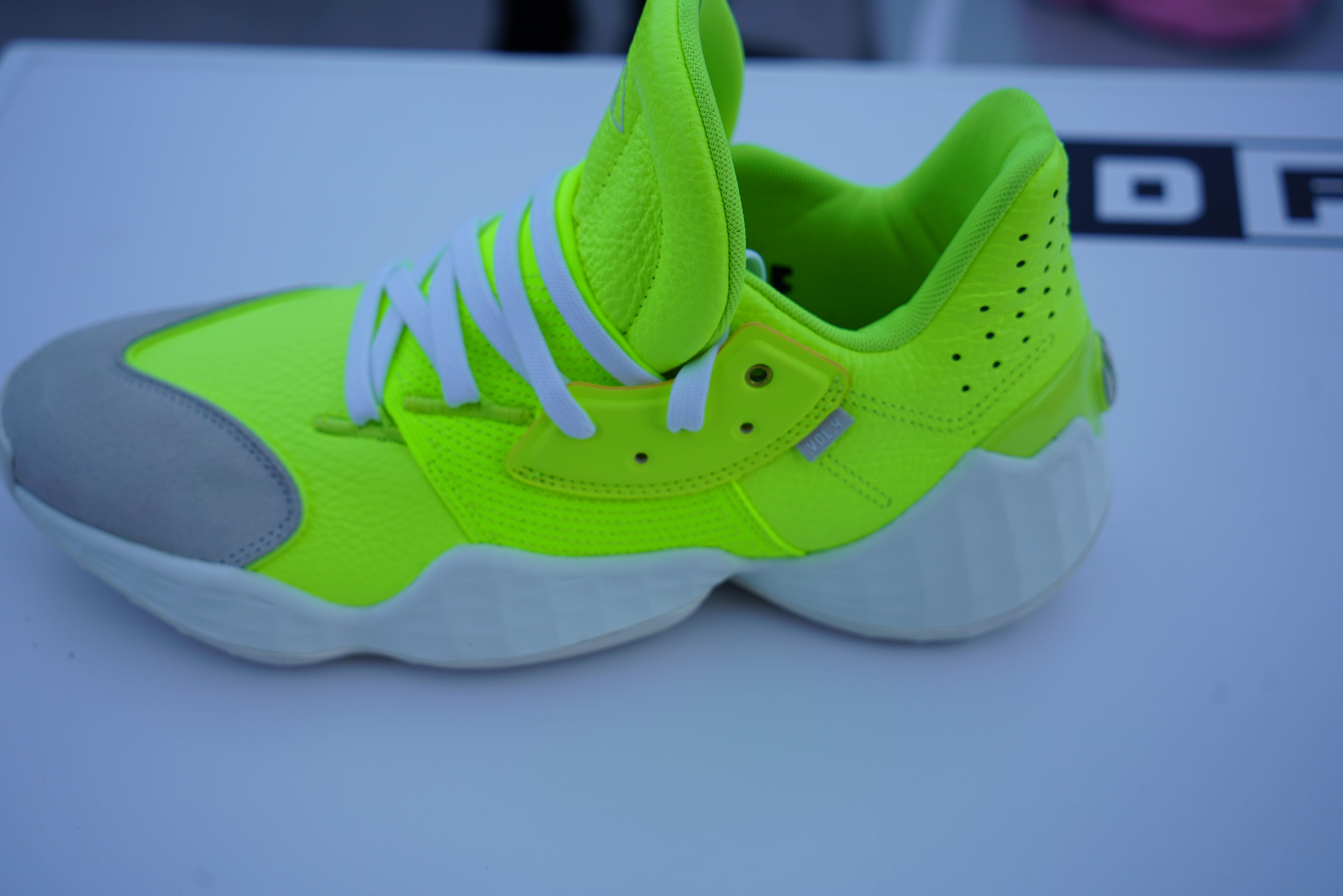 Adidas Harden Vol. 4 'Neon'