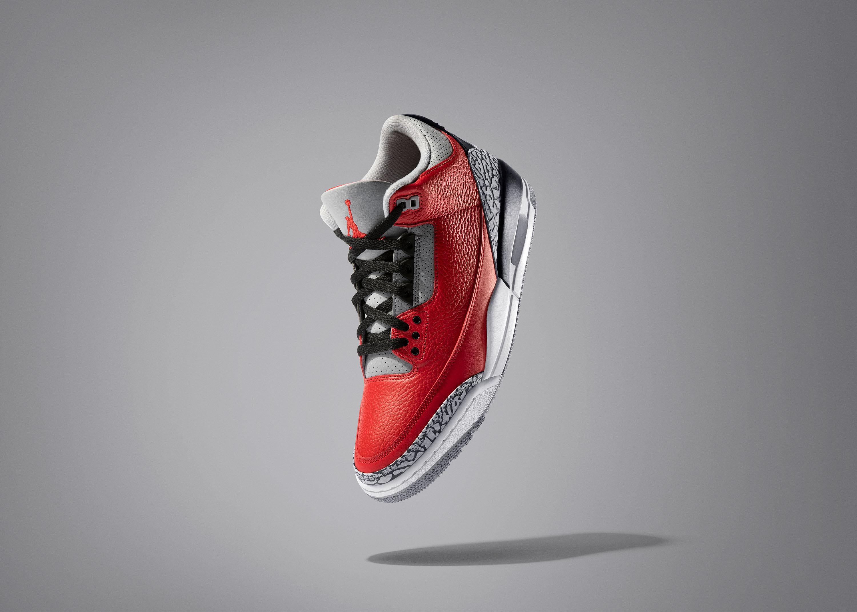 Air Jordan 3 'Red Cement'
