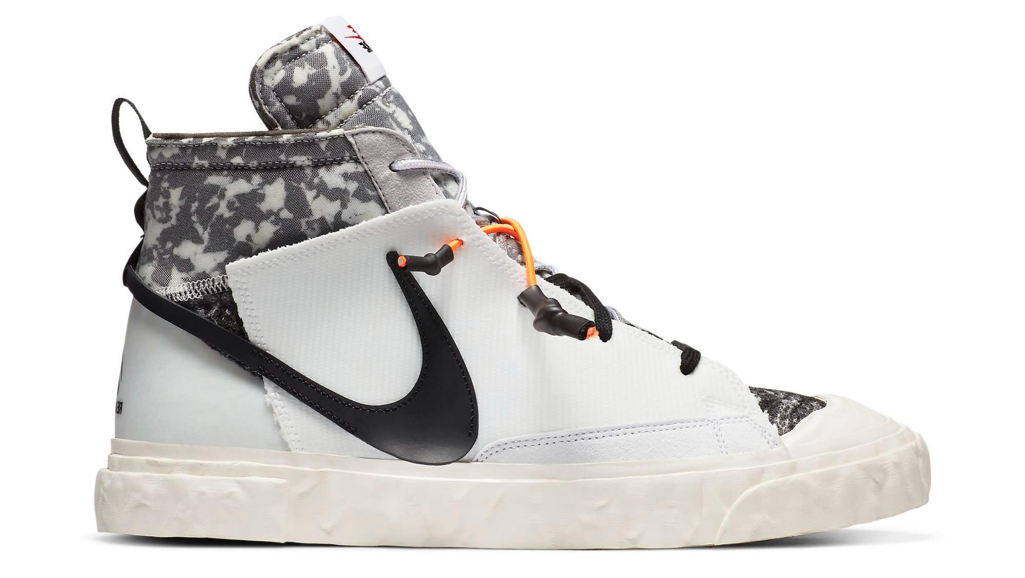 Readymade x Nike Blazer Mid 'White' CZ3589-100 Release Date