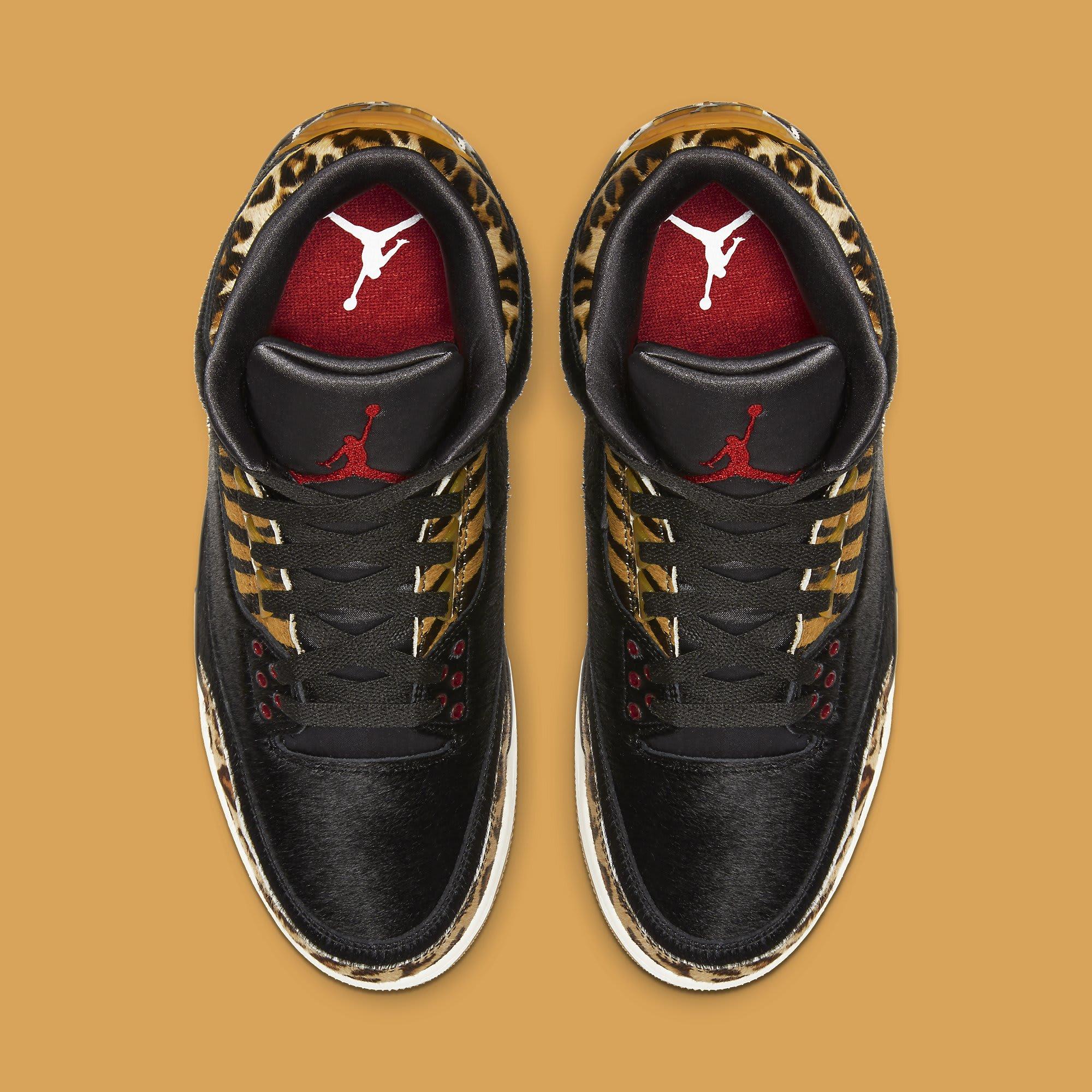 Air Jordan 3 Animal Instinct Release Date CK4344-002 Top
