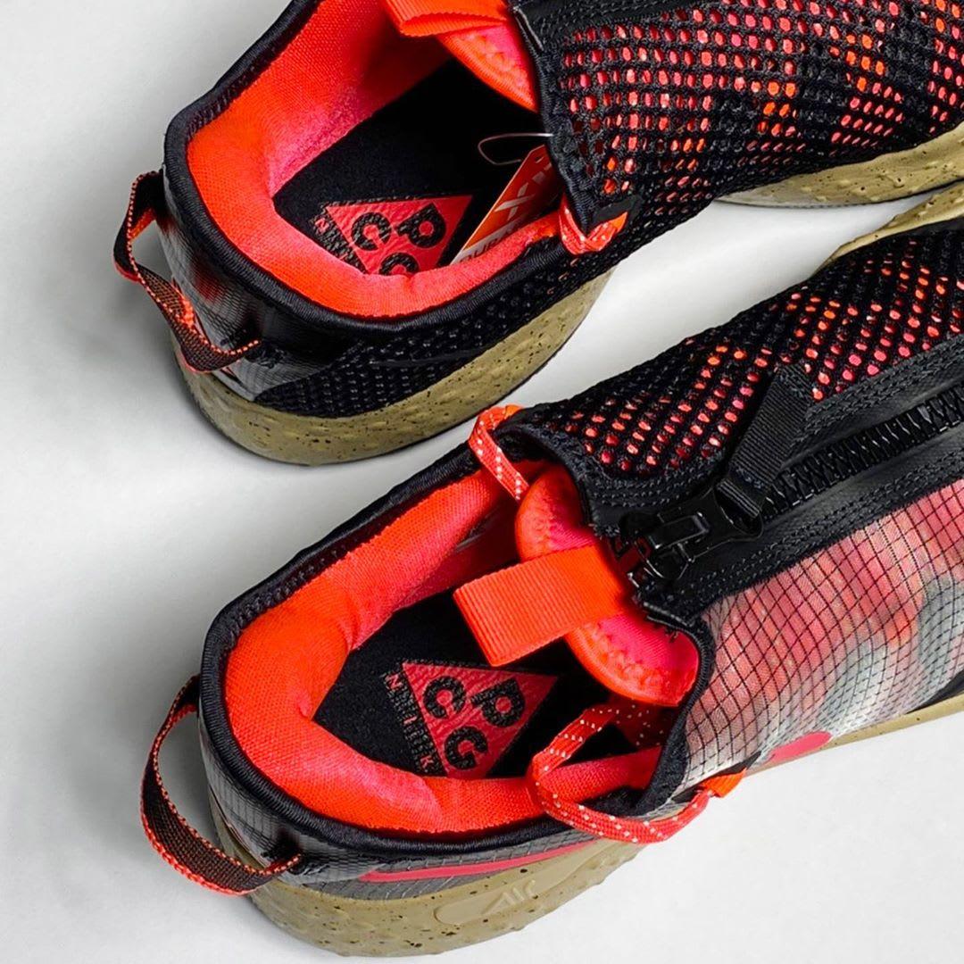 Nike PG 4 ACG PCG Release Date CZ2241-900 Insole