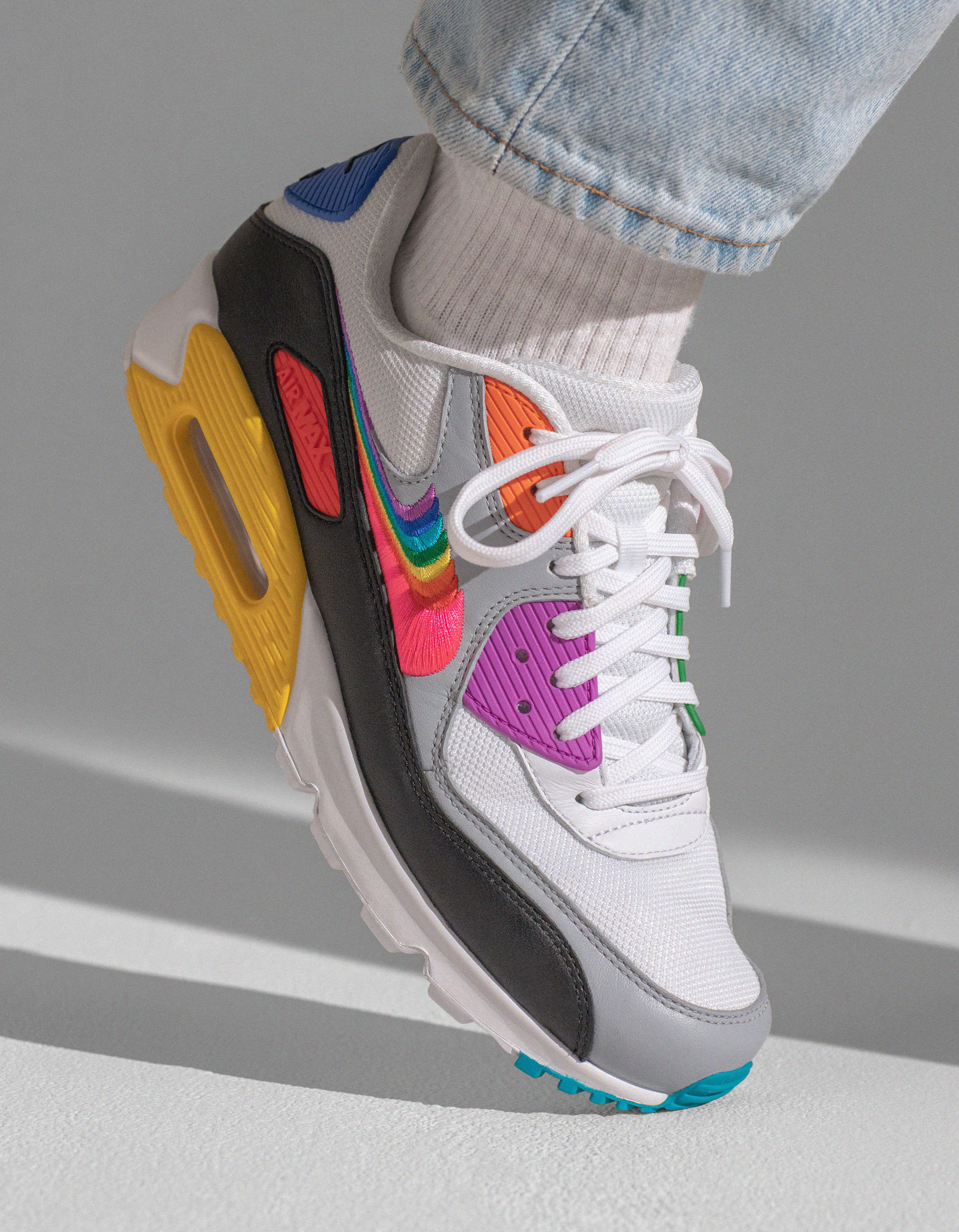 b48f0a1b79 Nike Be True Rainbow Collection 2019 Release Date | Sole Collector