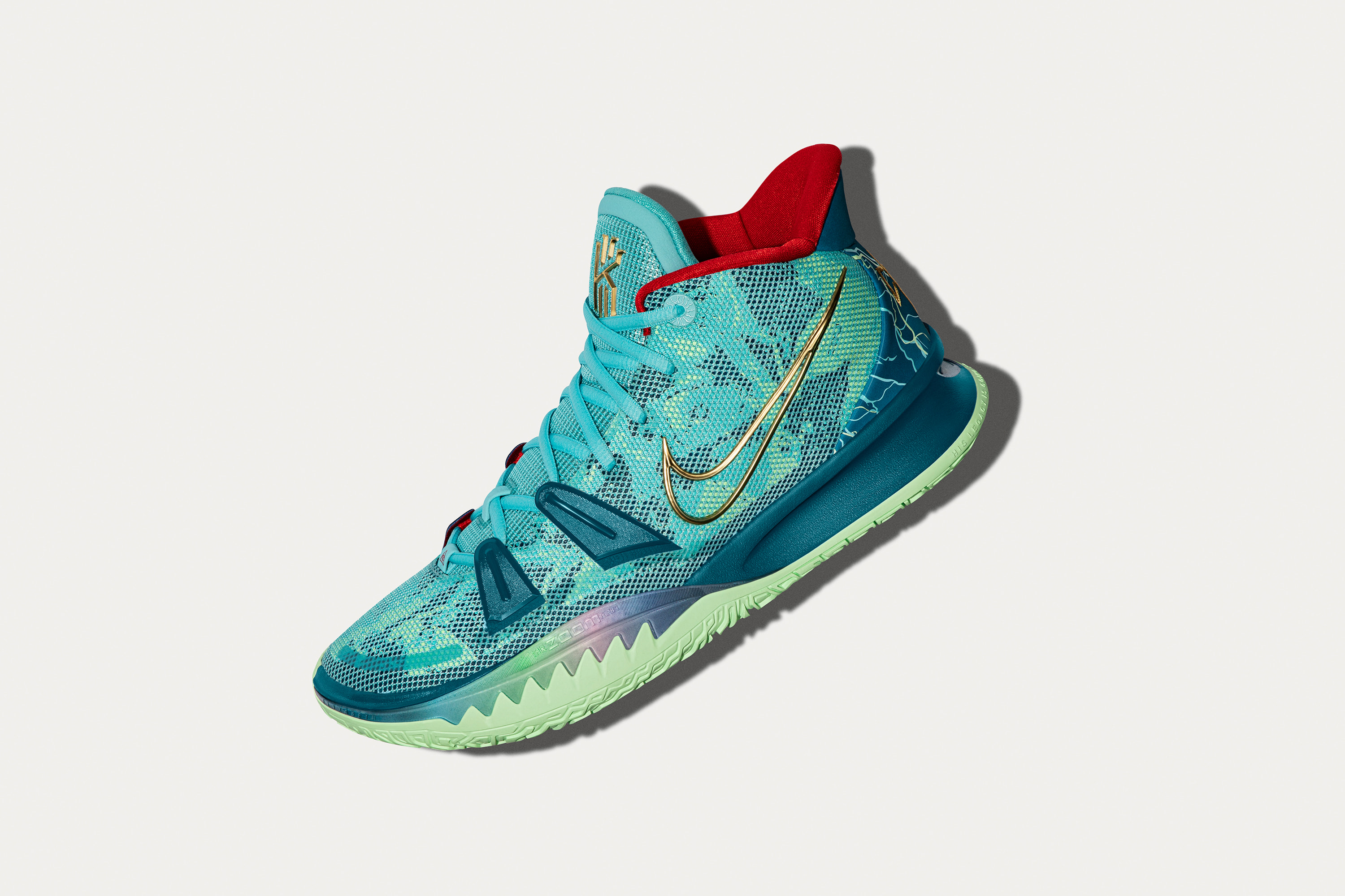 Nike Kyrie 7 Preheat 'Special FX' Lateral
