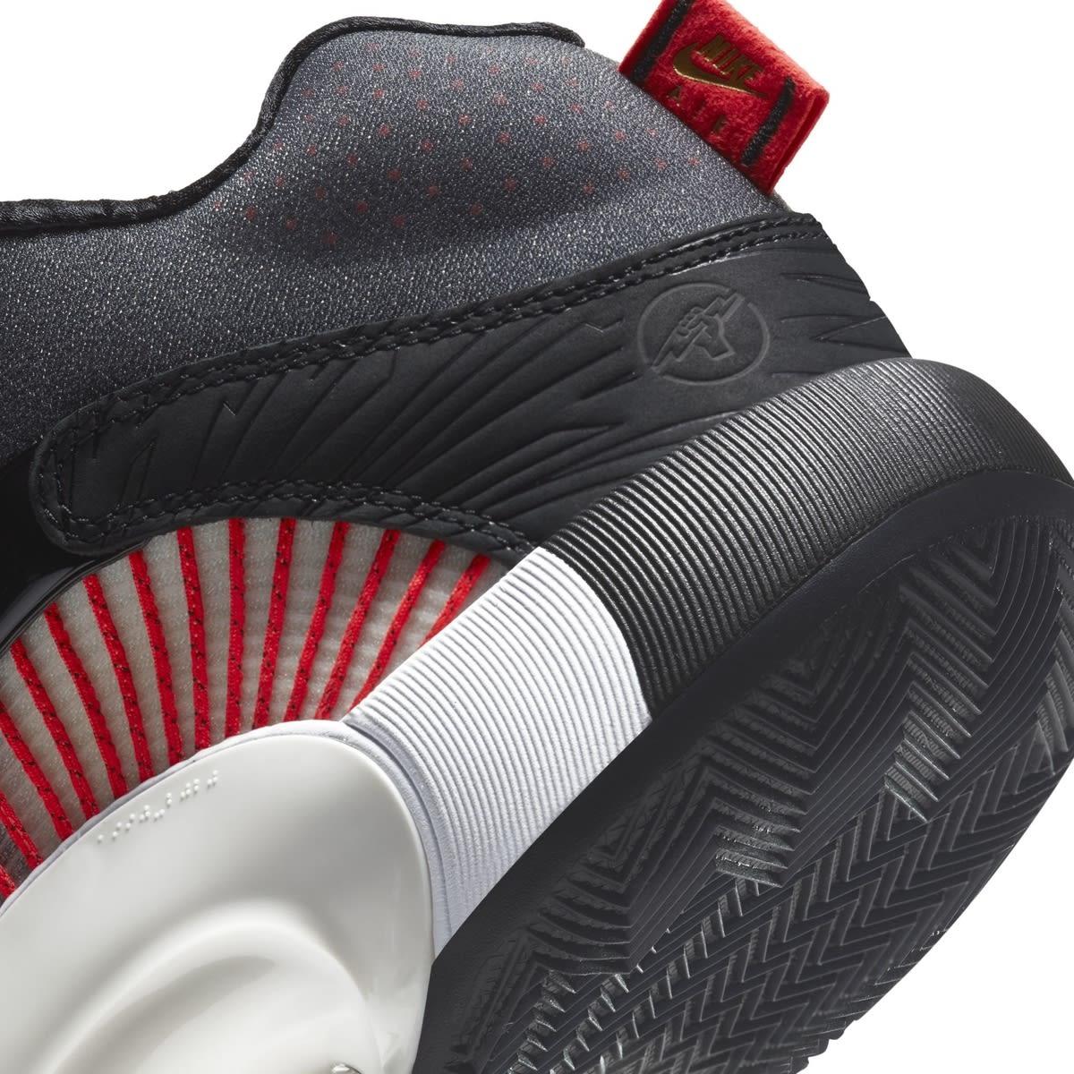 Titan x Air Jordan 35 Heel