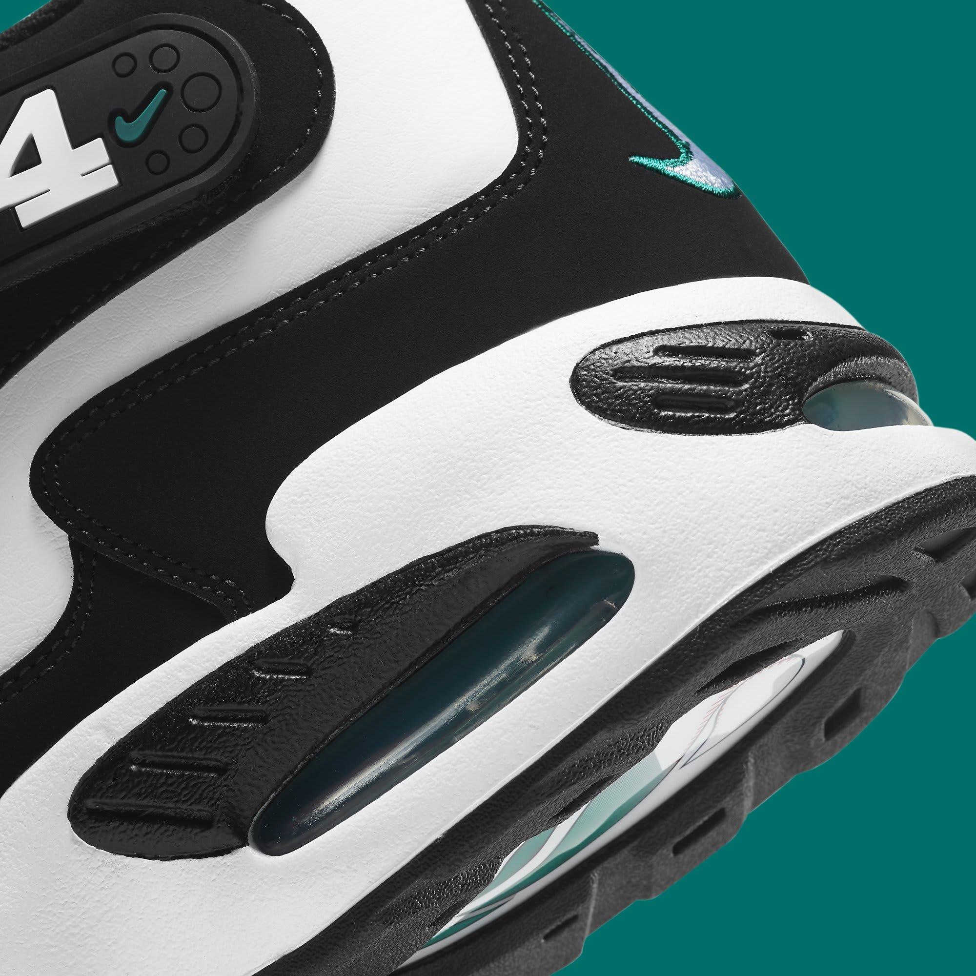 Nike Air Griffey Max 1'Freshwater' 2021 DD8558-100 heel