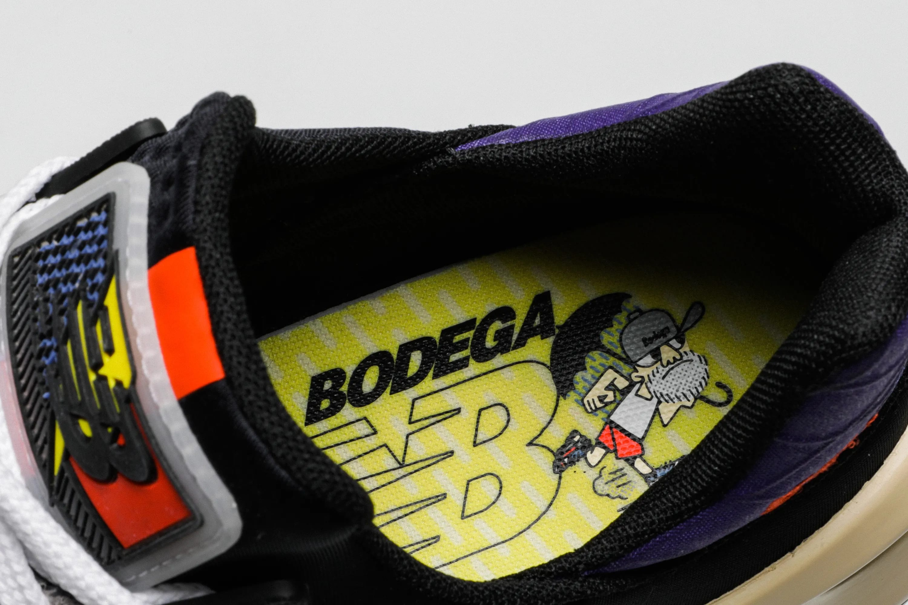 Bodega x New Balance 997S 'No Days Off' (Insole)