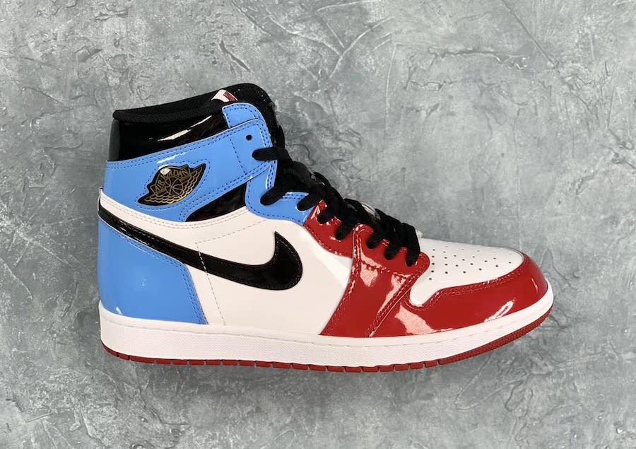 Air Jordan 1 Fearless UNC Chicago Release Date Profile