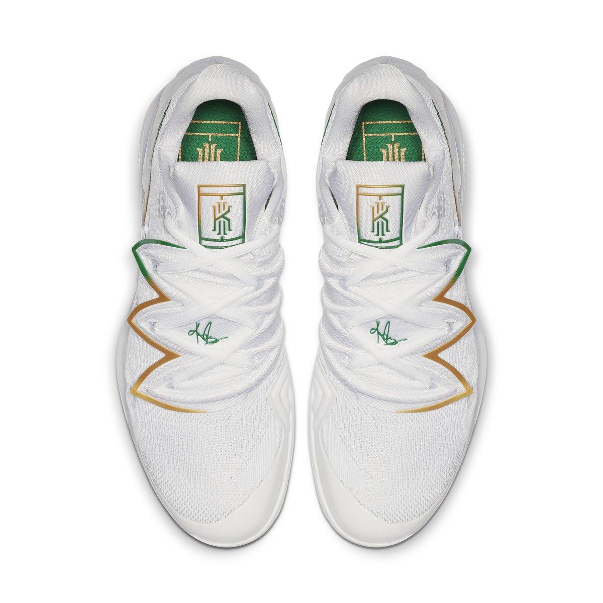 Nike Kyrie 5 x NikeCourt Vapor X 'Wimbledon' (Top)