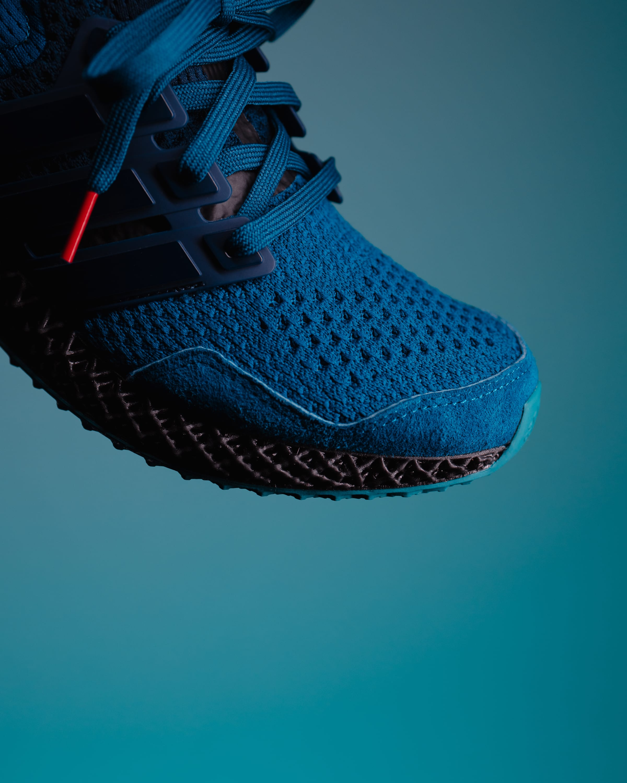 Packer x Adidas Consortium Ultra4D Toe