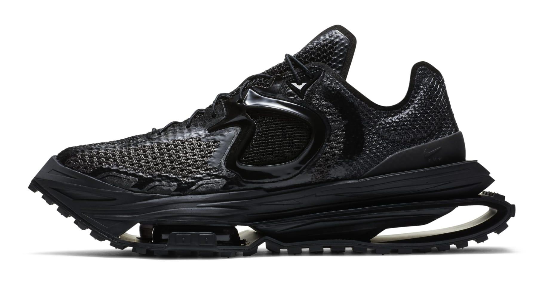 MMW x Nike Zoom 004 'Black'