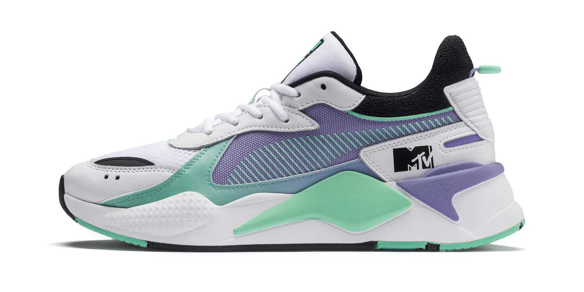 MTV x Puma RS-X 'Puma White/Sweet Lavender' 370407-01 (Lateral)