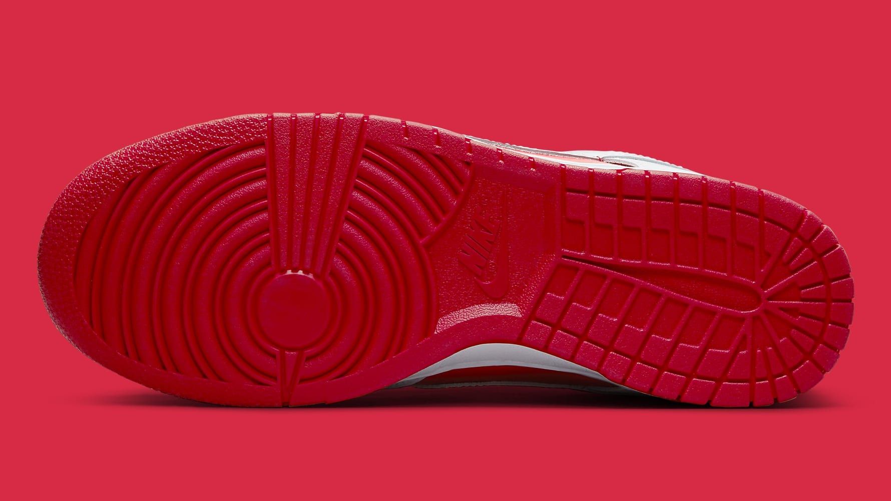Nike Dunk Low Championship Red DD1391-600 Release Date Sole