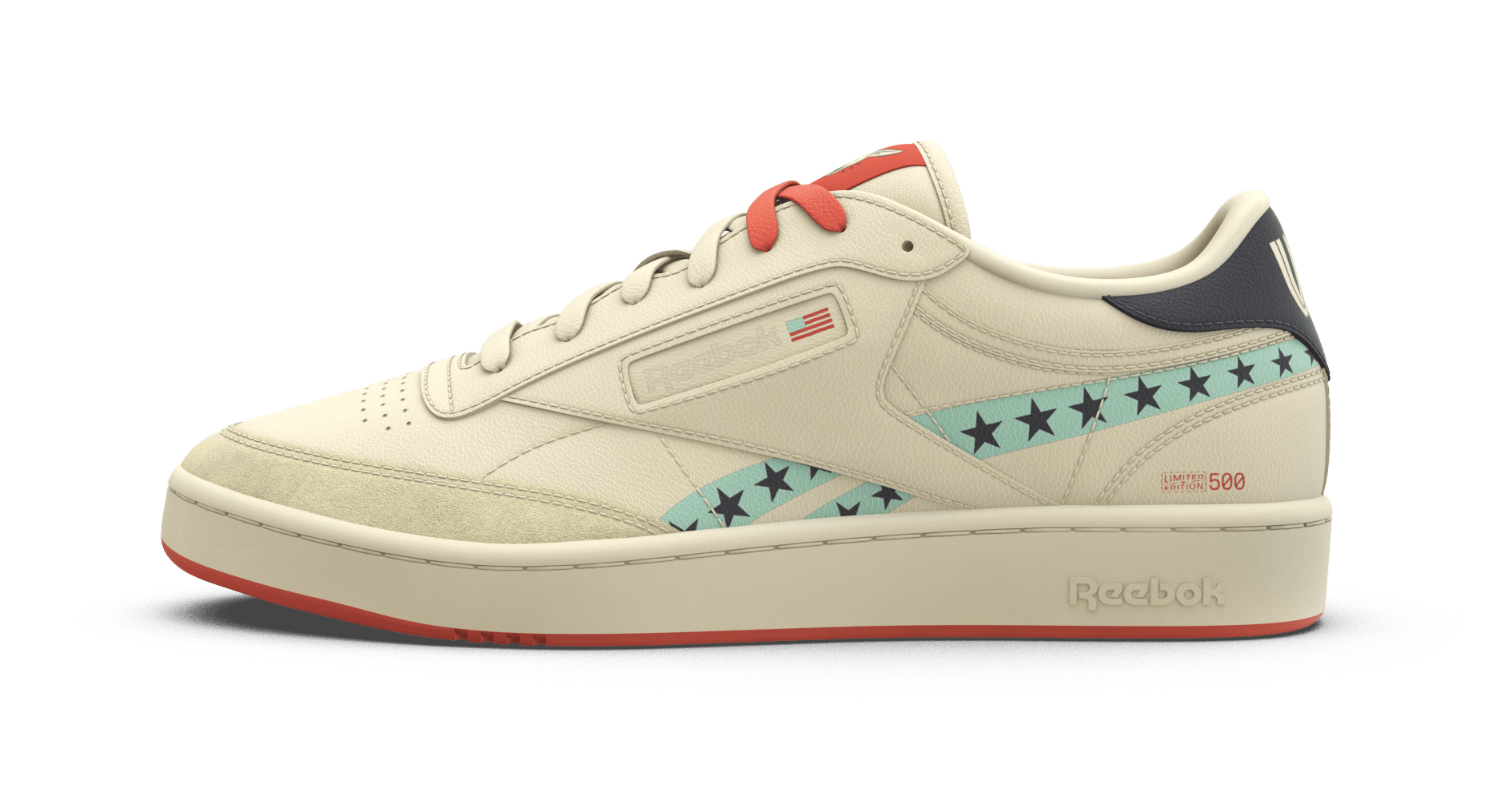 Reebok Club C 'Vote' First Pitch Lateral