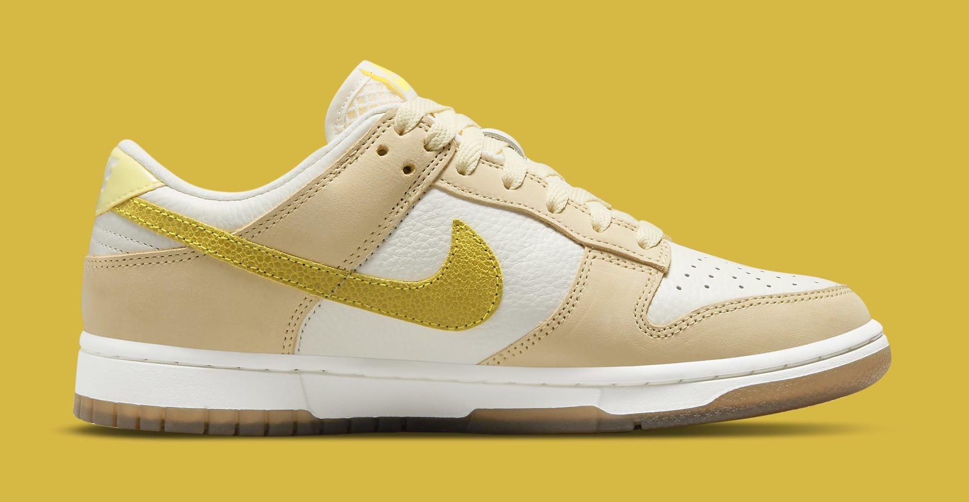 Nike Dunk Low 'Lemon Drop' DJ6902-700 Medial