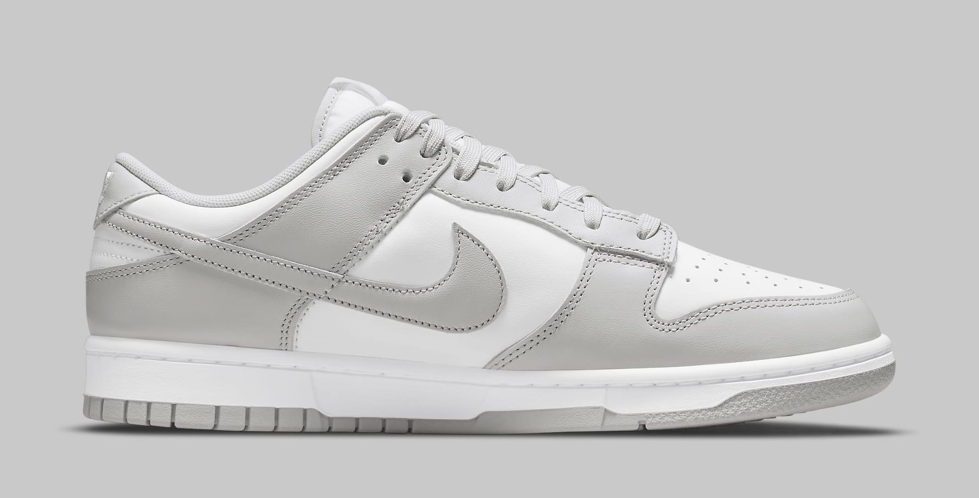 Nike Dunk Low 'Grey Fog' DD1391-103 Medial