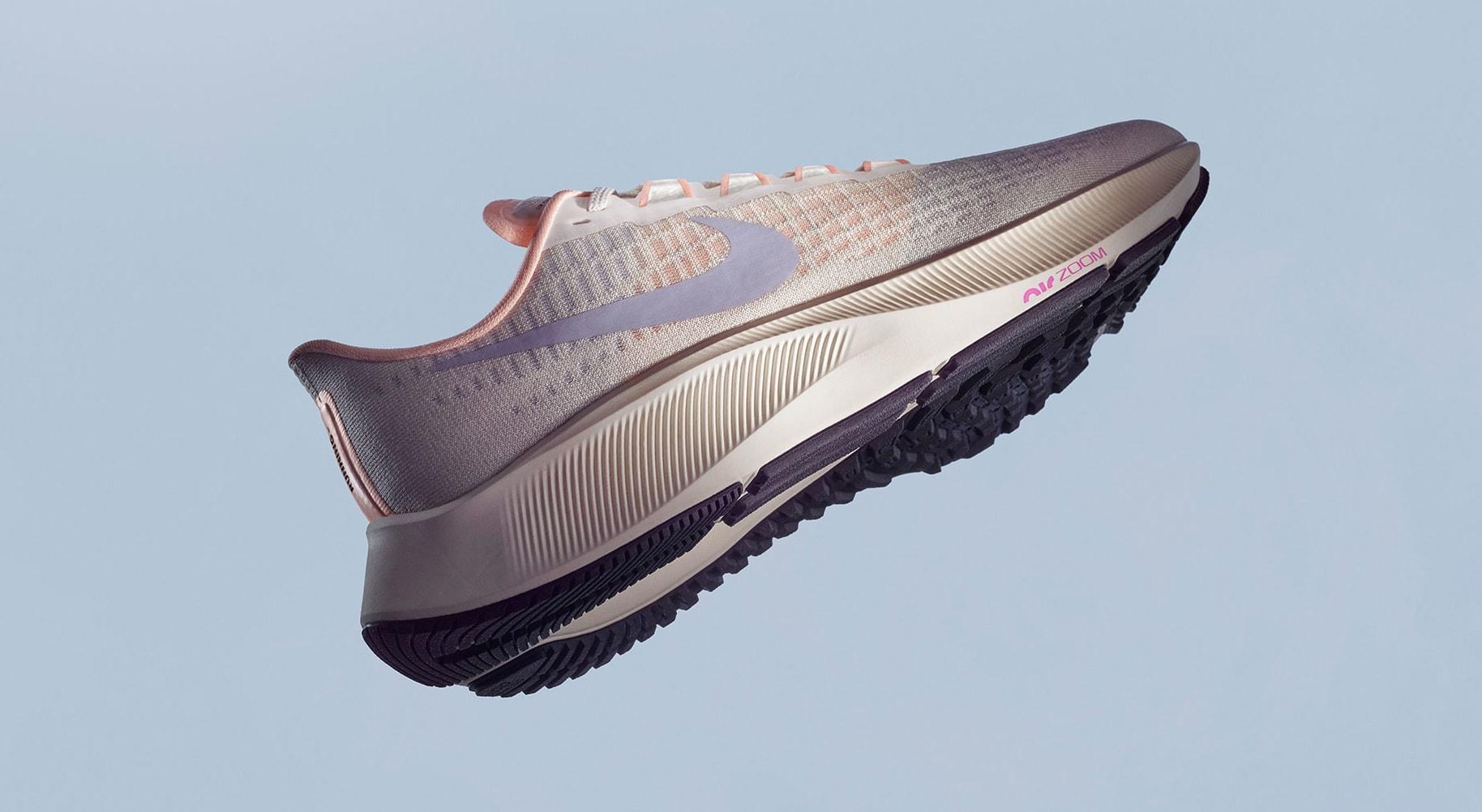 Nike Air Zoom Pegasus 37 White Side