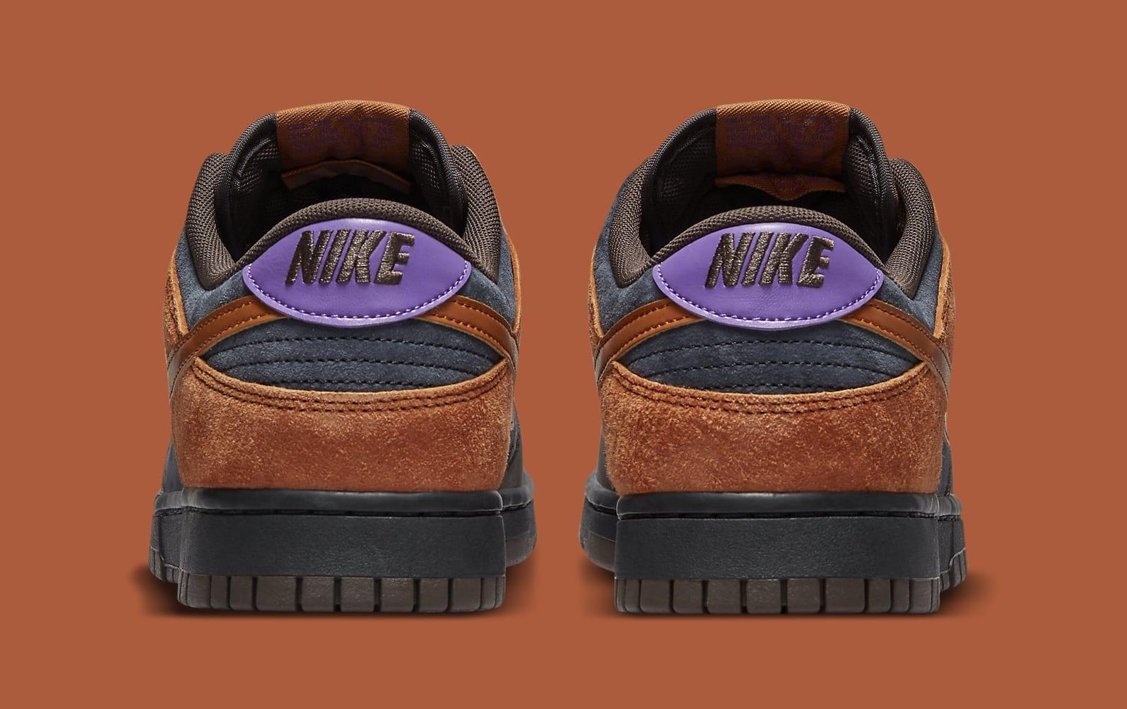 Nike Dunk Low PRM 'Cider' DH0601-001 Heel