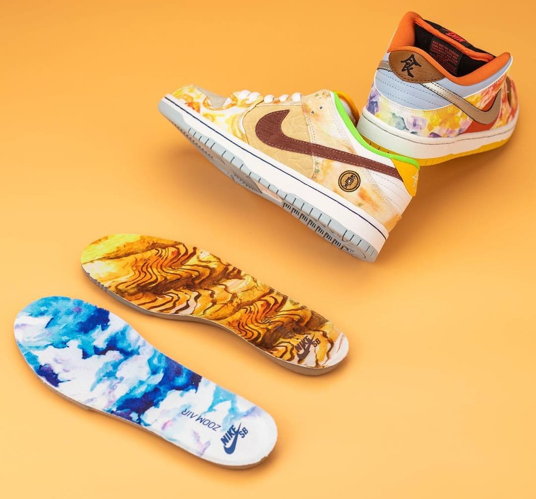 Nike SB Dunk Low 'Chinese New Year' CV1628-800 (Insoles)