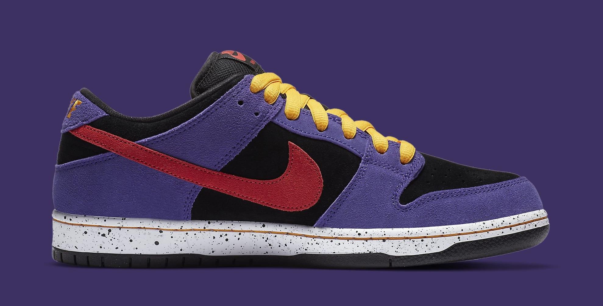 Nike SB Dunk Low 'ACG' BQ6817-008 Medial
