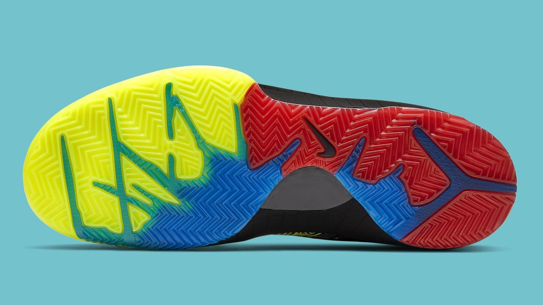 Nike Kobe 4 Wizenard Release Date CV3469-001 Sole