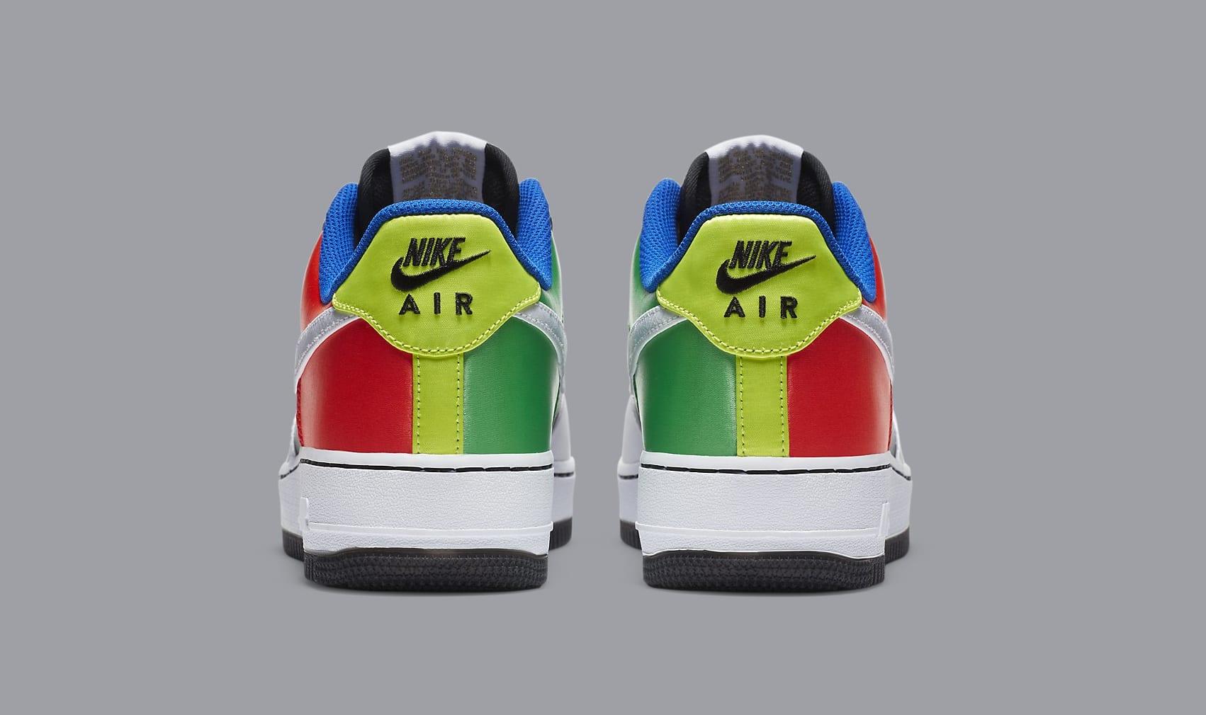 Nike Air Force 1 Low 'Hidden Message' DA1345-014 Heel