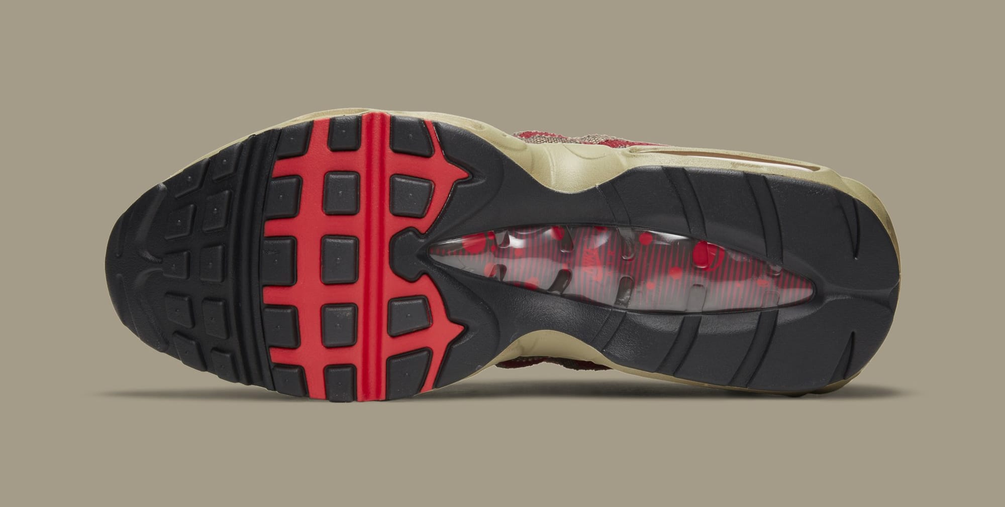 Nike Air Max 95 'Halloween' DC9215-200 Outsole