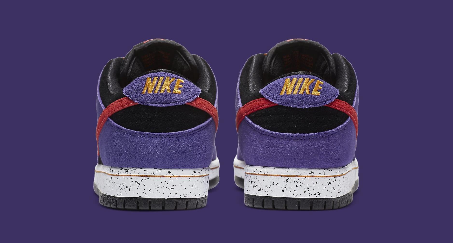 Nike SB Dunk Low 'ACG' BQ6817-008 Heel
