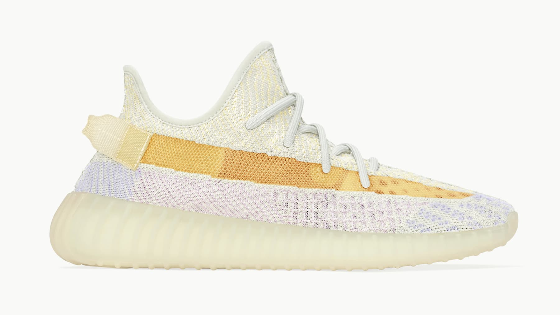 Adidas Yeezy Boost 350 V2 'Light' GY3438 Lateral