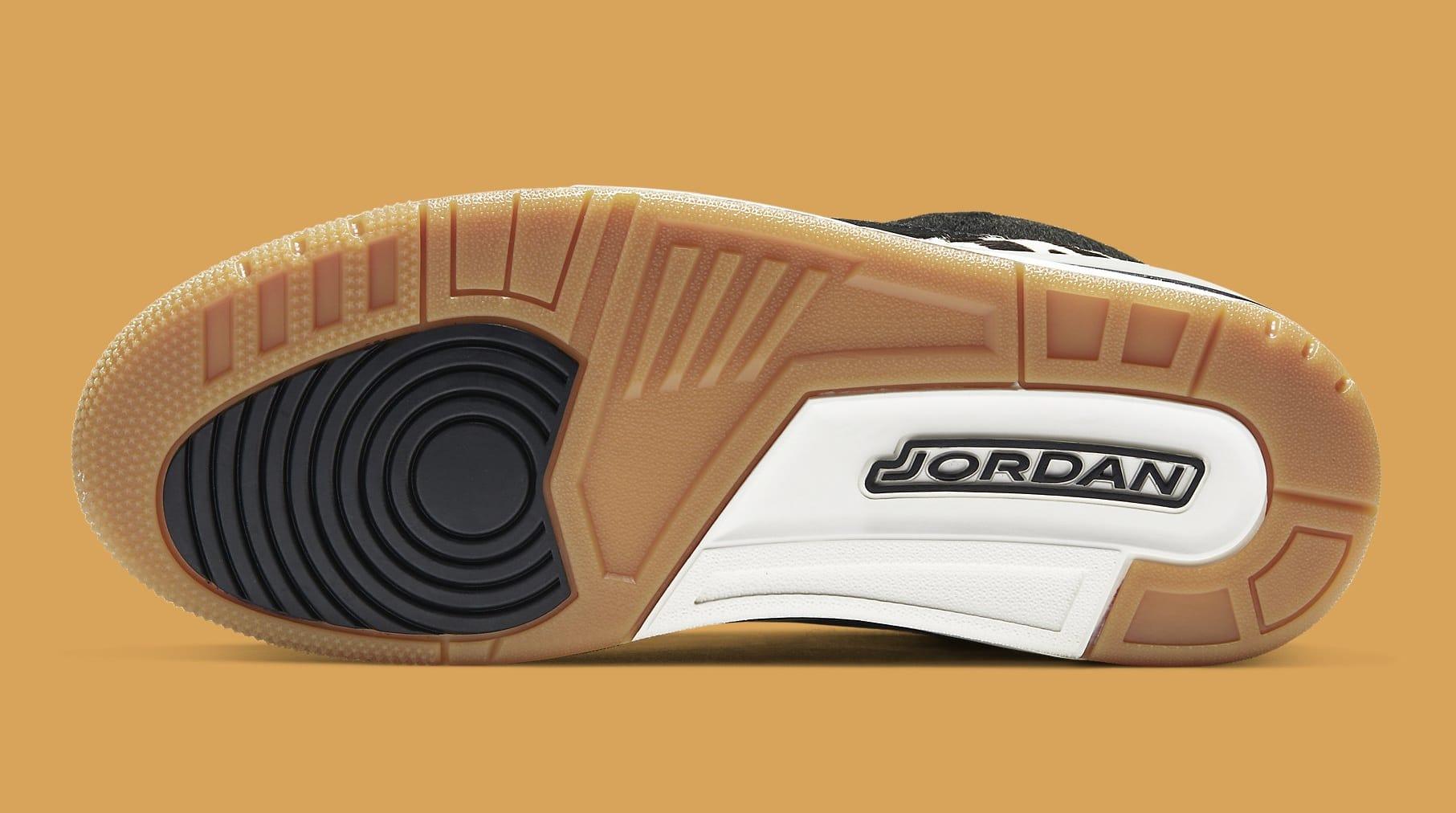 Air Jordan 3 Animal Instinct Release Date CK4344-002 Sole