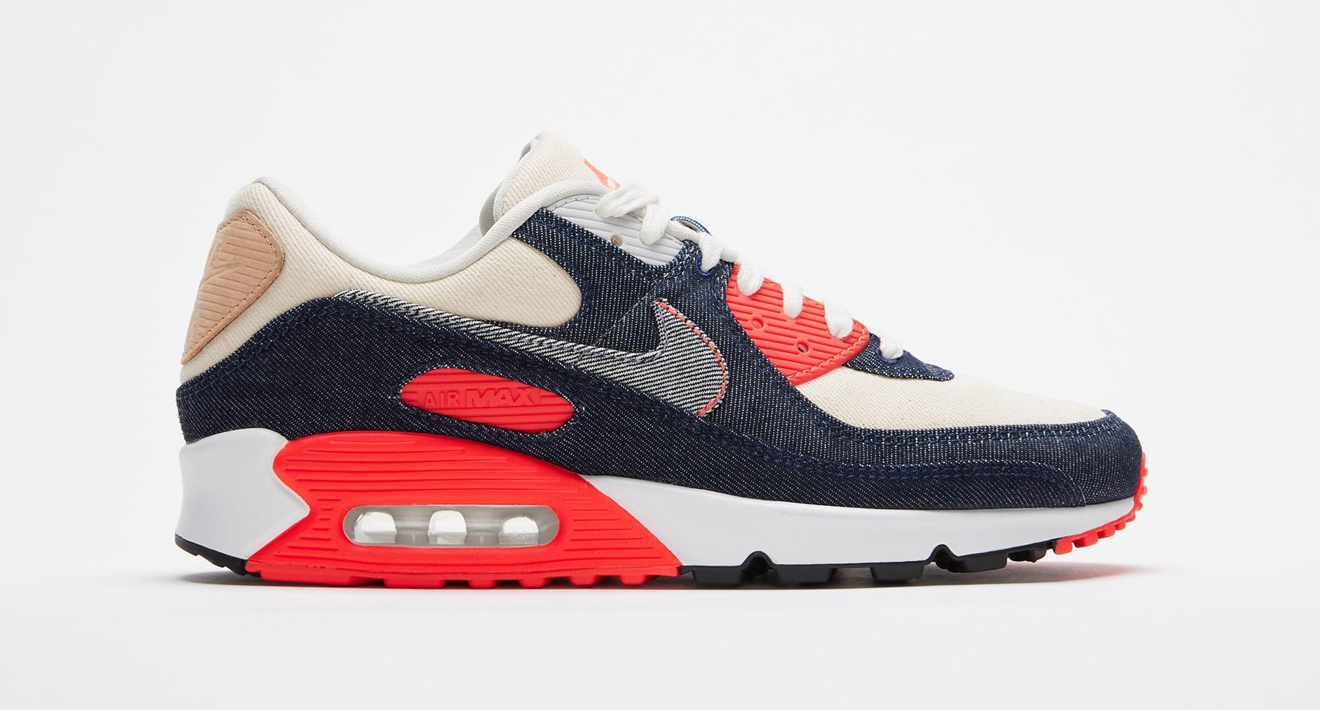 Denham x Nike Air Max 90 Lateral
