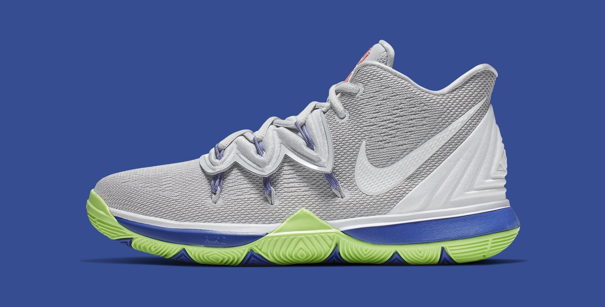 Nike Kyrie 5 AQ2456-099 (Lateral)
