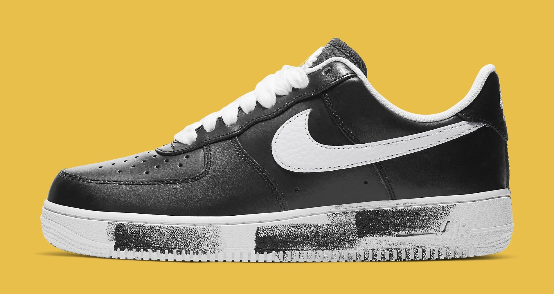 G Dragon x Nike Air Force 1 Low 'Para noise' Release Date