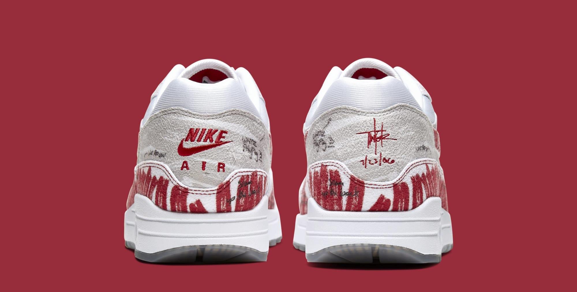 Nike Air Max 1 'Sketch to Shelf' CJ4286-101 (Heel)