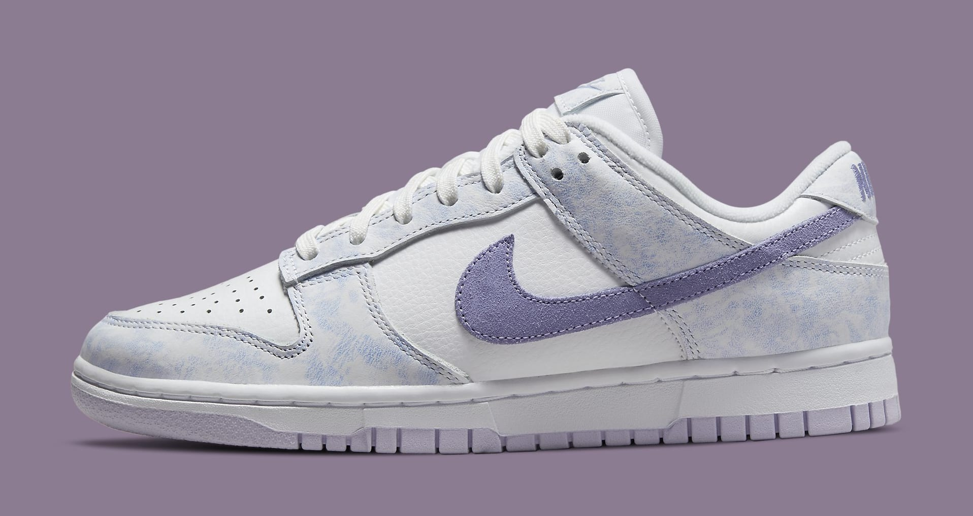 Nike Dunk Low Women's 'Purple Pulse' DM9467-500 Lateral