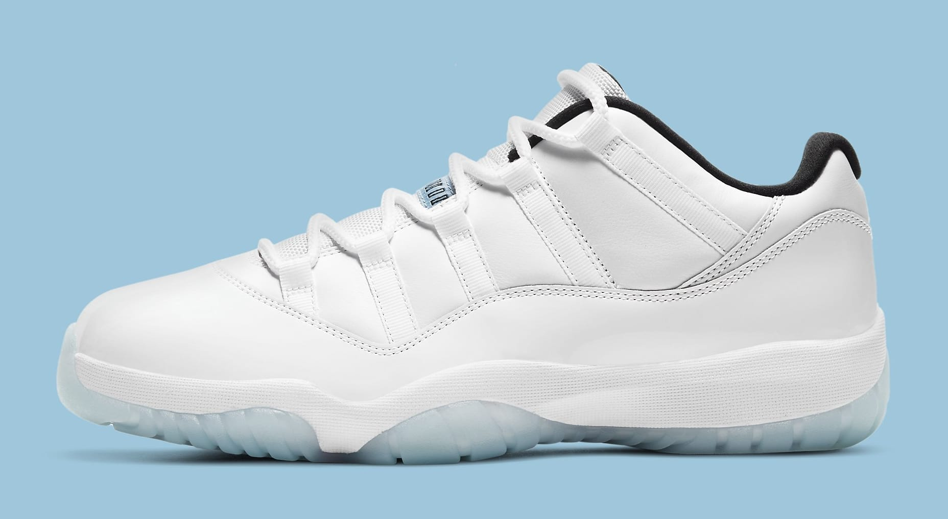 Air Jordan 11 XI Low Legend Blue Release Date AV2187-117 Profile