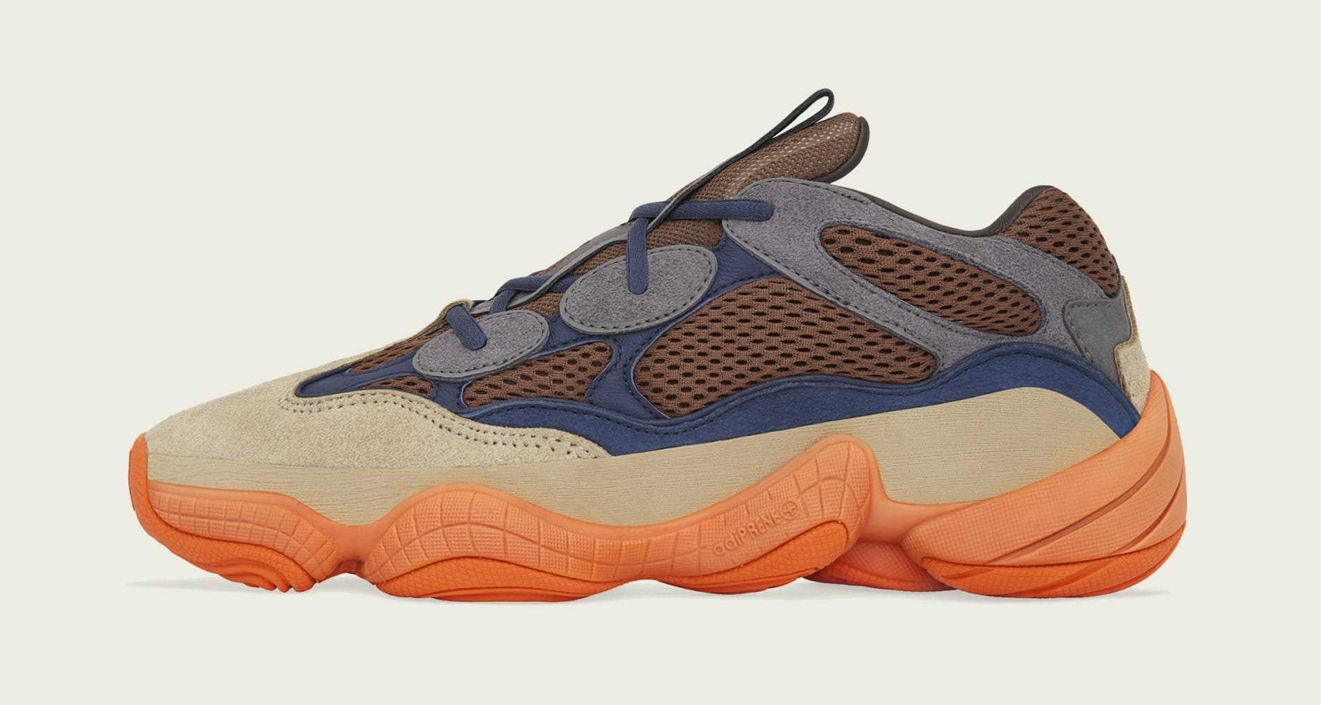 Adidas Yeezy 500 'Enflame' GZ5541 Lateral