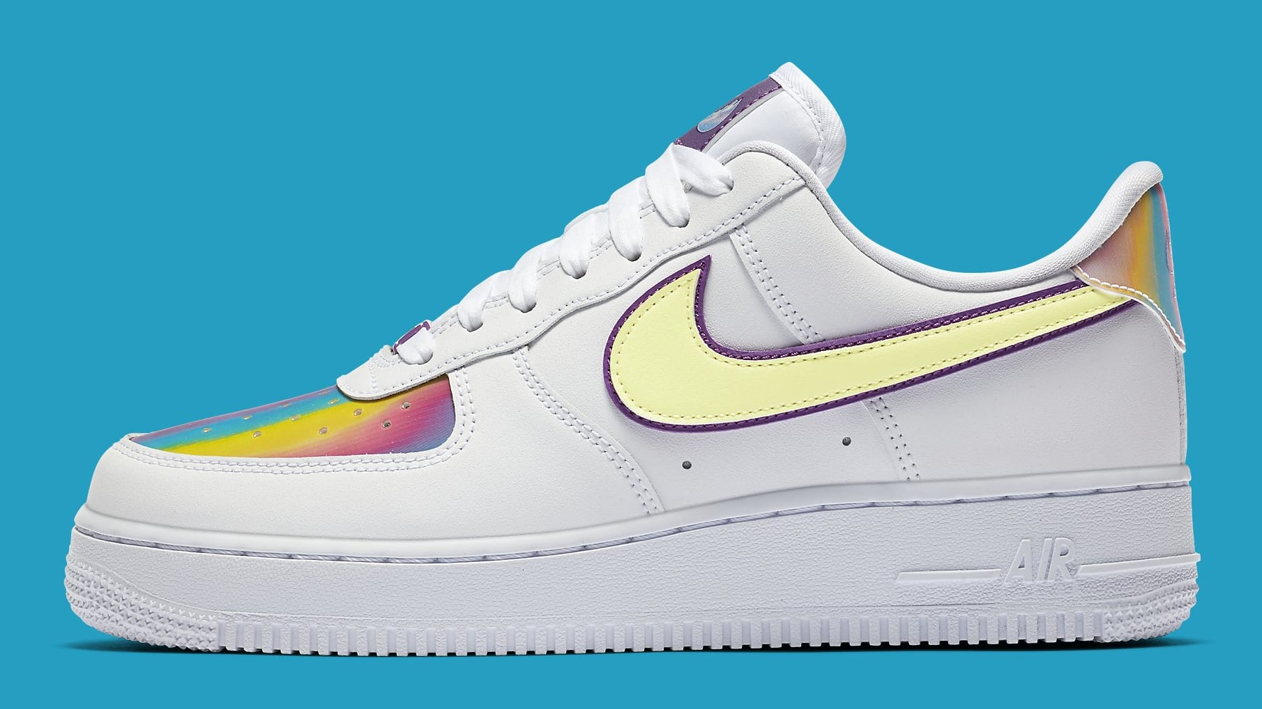 Nike Air Force 1 Low Easter 2020 Release Date CW0367-100 ...