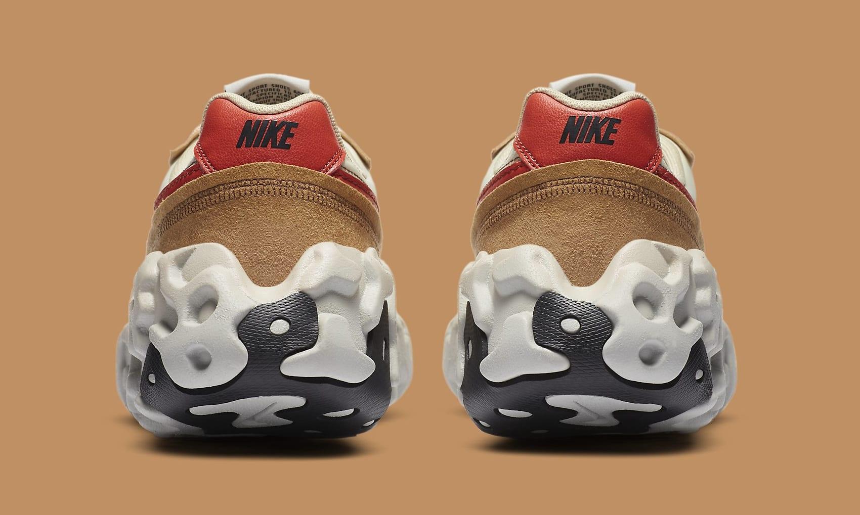 Nike OverBreak 'Mars Yard' DA9784-700 Heel