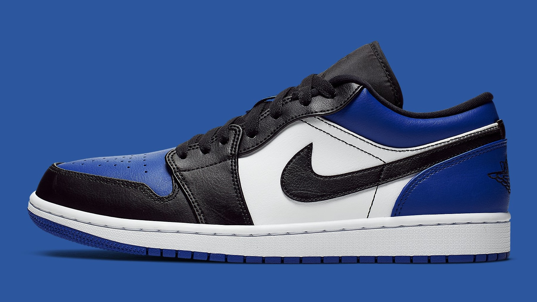 Air Jordan 1 Low Royal Toe Release Date Cq9446 400 Sole Collector
