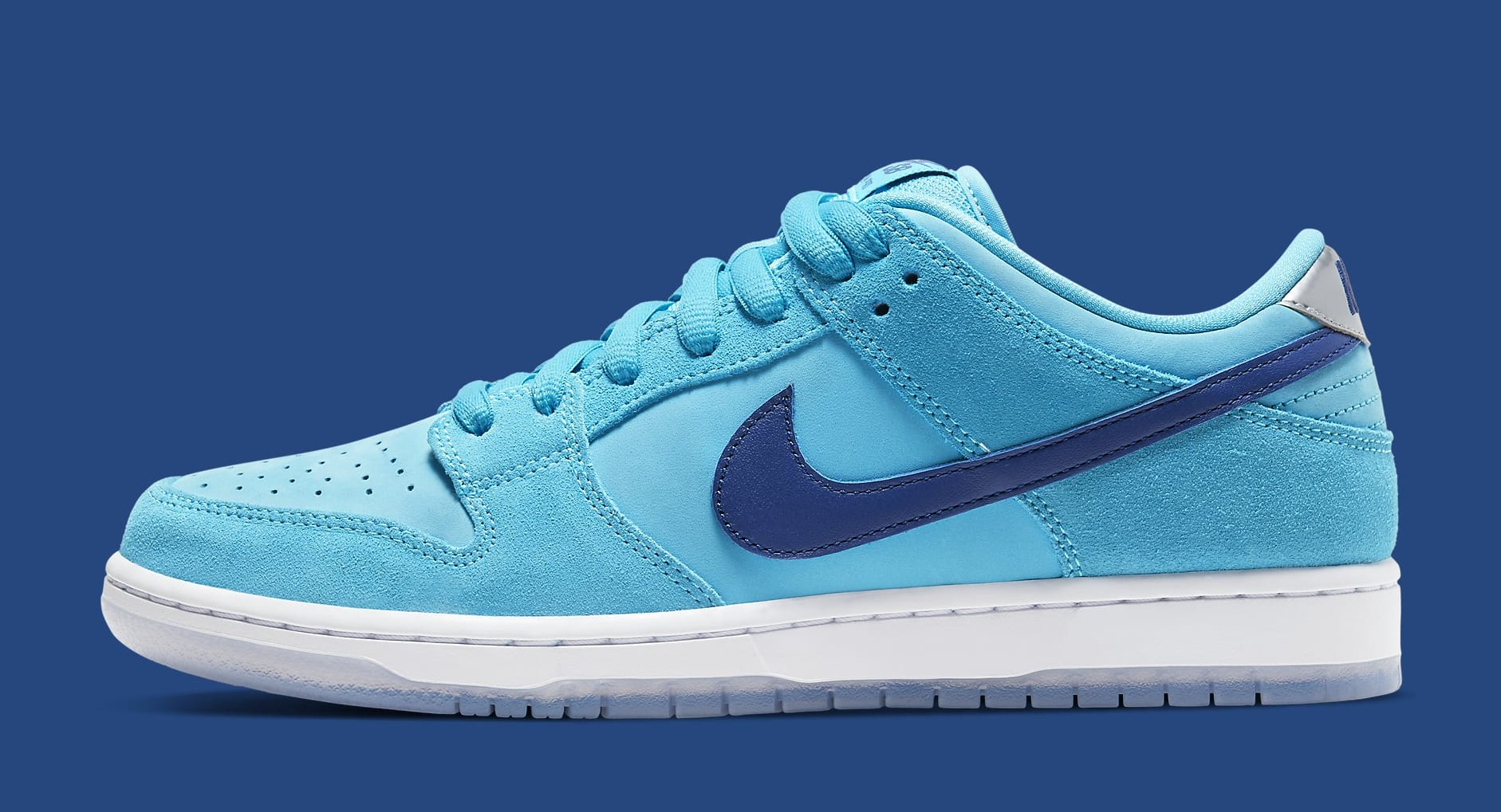 Nike SB Dunk Low 'Blue Fury' BQ6817-400 Lateral