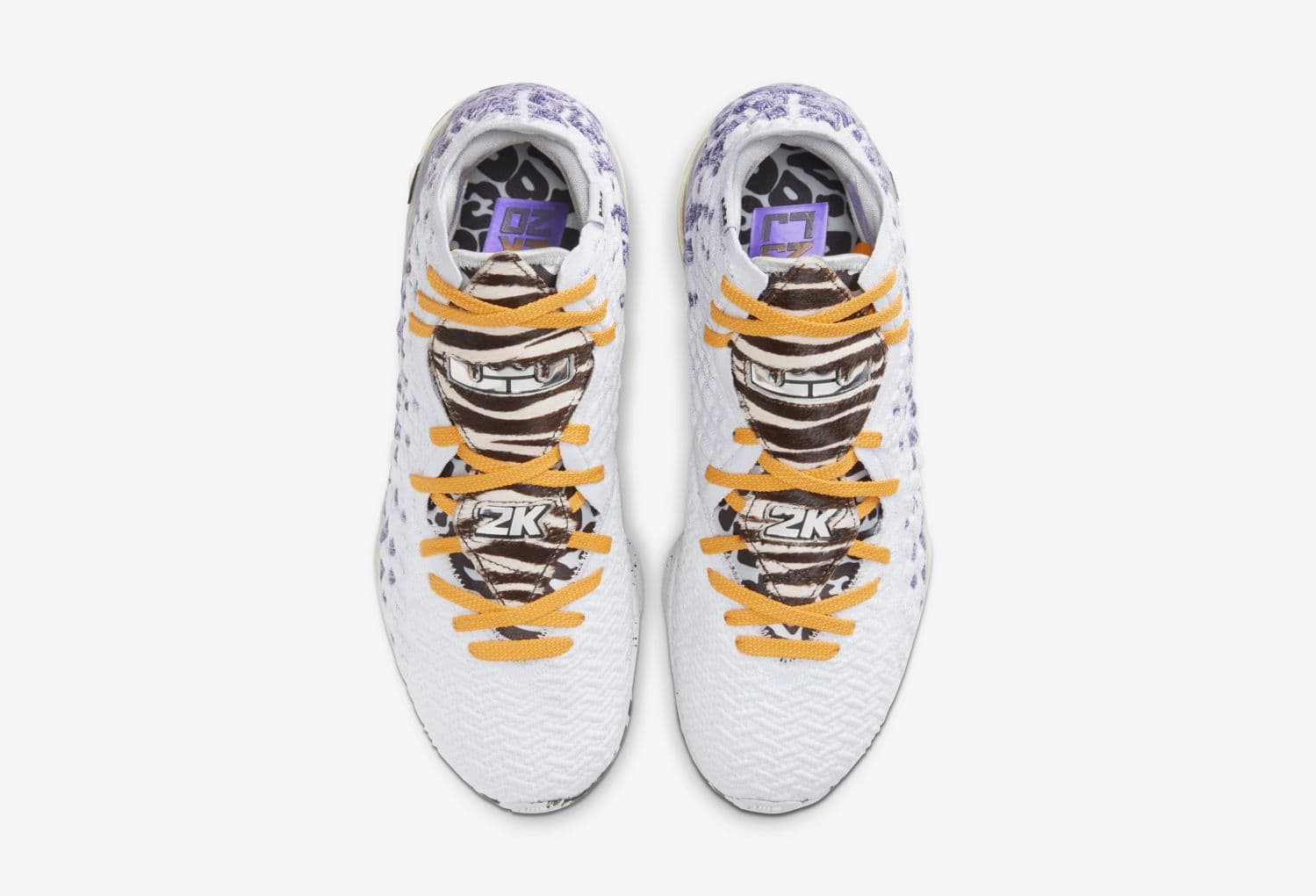 Nike LeBron 17 GE 'Bron 2K Playoffs' Top