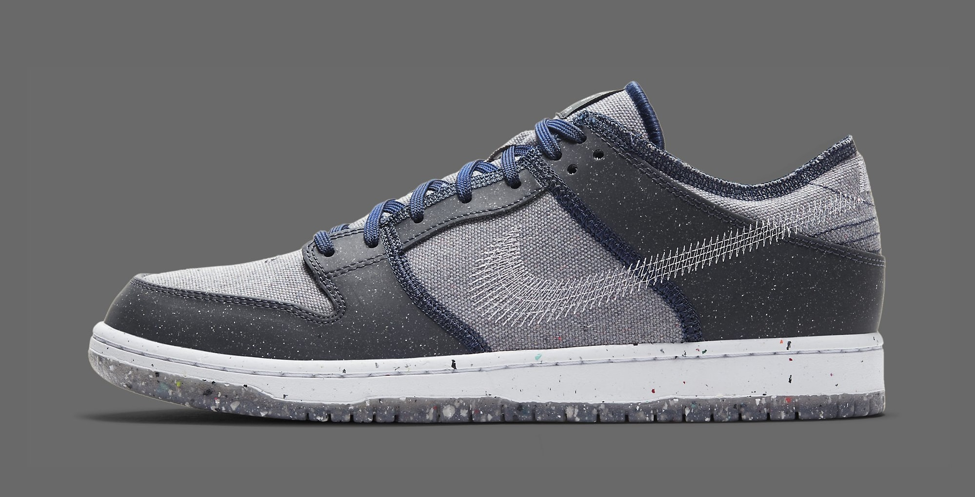 Nike SB Dunk Low 'Crater' CT2224-001 Lateral