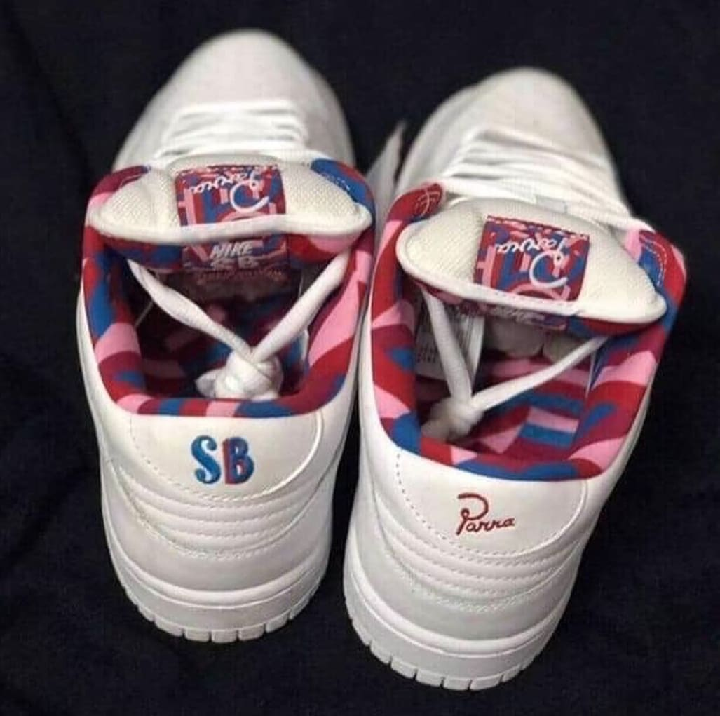 Best Look Yet at the Parra x Nike SB Dunk Low