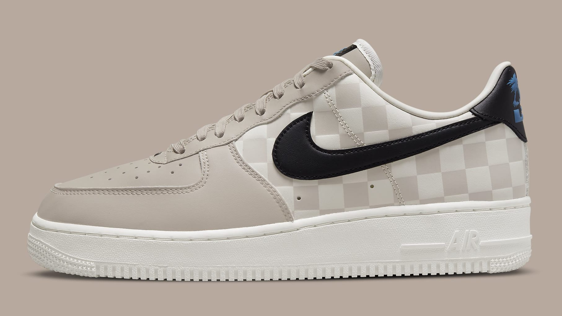 LeBron James x Nike Air Force 1 Low Strive for Greatness Release Date DC8877-200 Profile