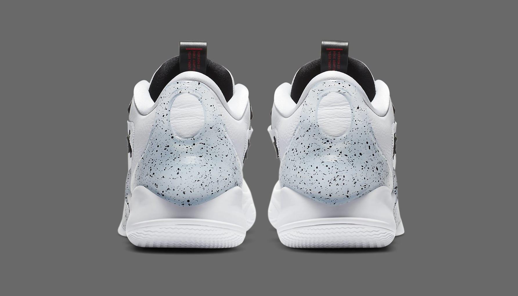 Nike Adapt BB 2.0 'Oreo' BQ5397-101 Heel