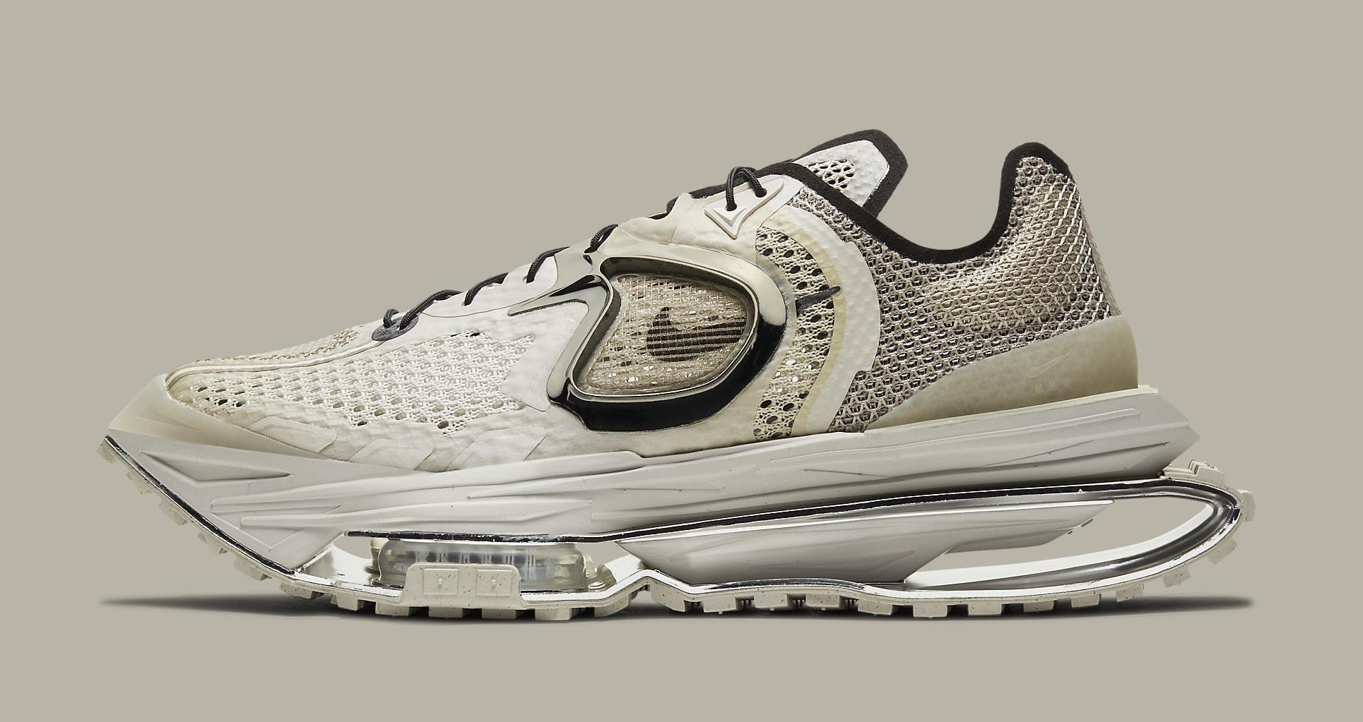 MMW x Nike Zoom 004 'Stone' CU0676-200 Lateral