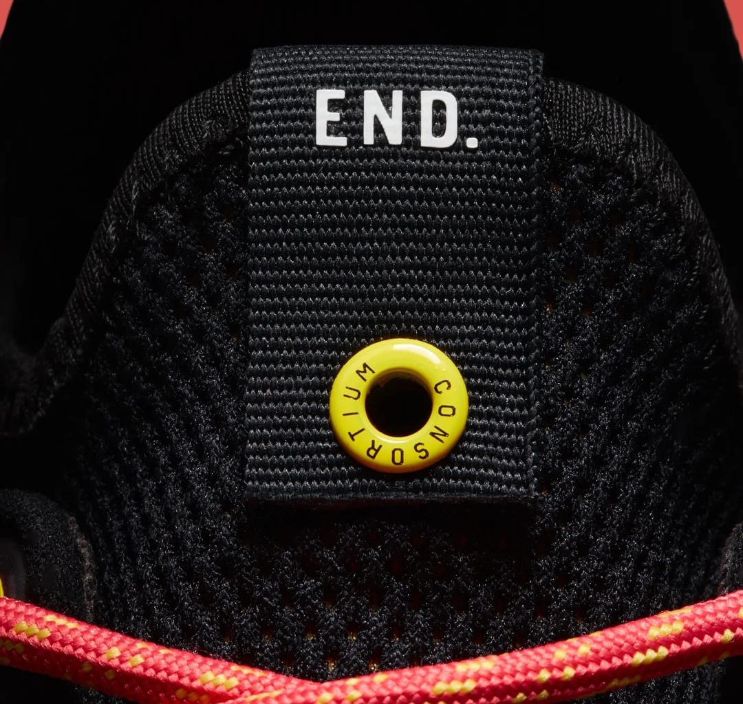 End. x Adidas Consortium Terrex Agravic XT 'Black/Red' F35785 2