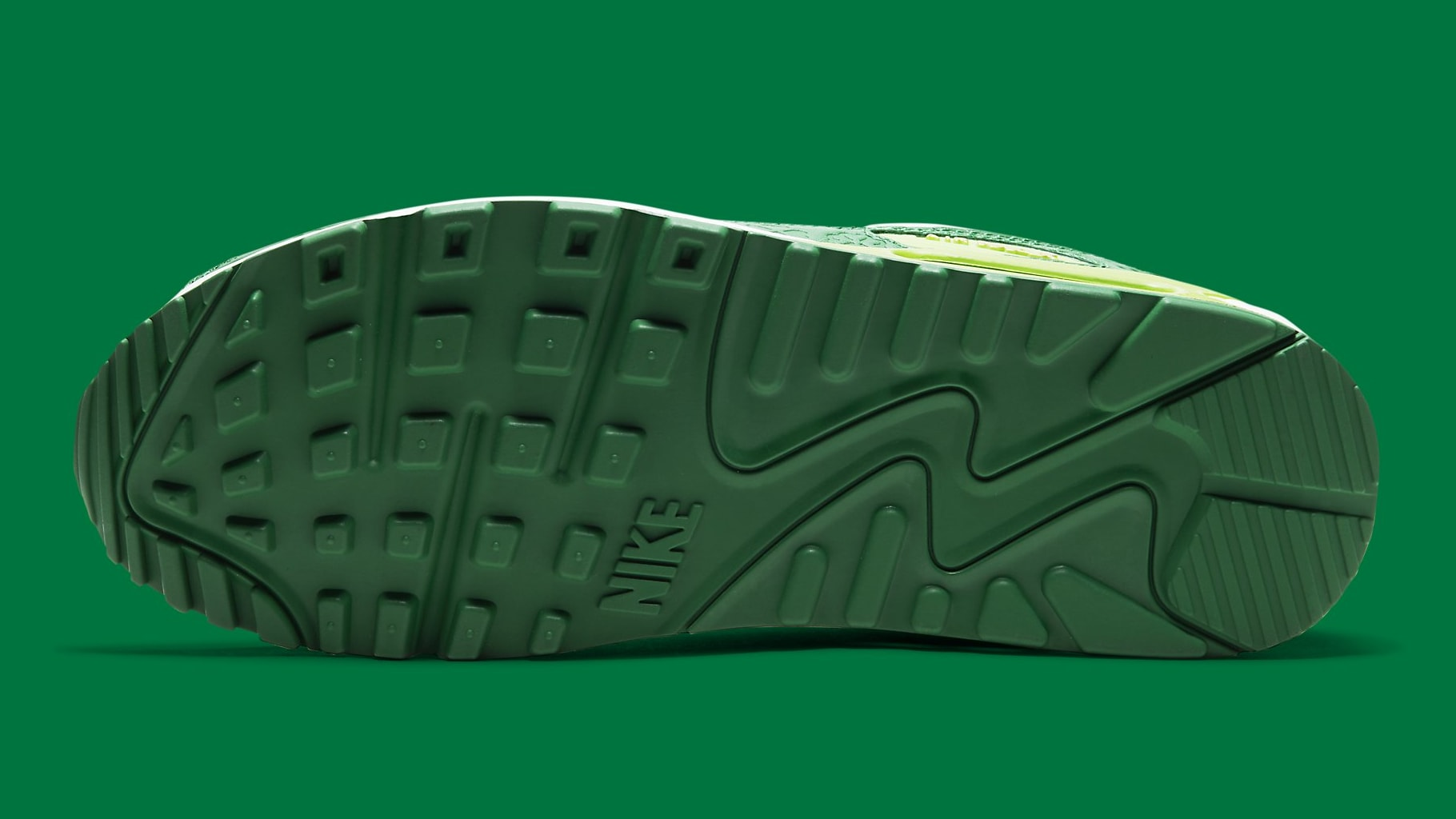 Nike Air Max 90 St. Patrick's Day Release Date DD8555-300 Sole