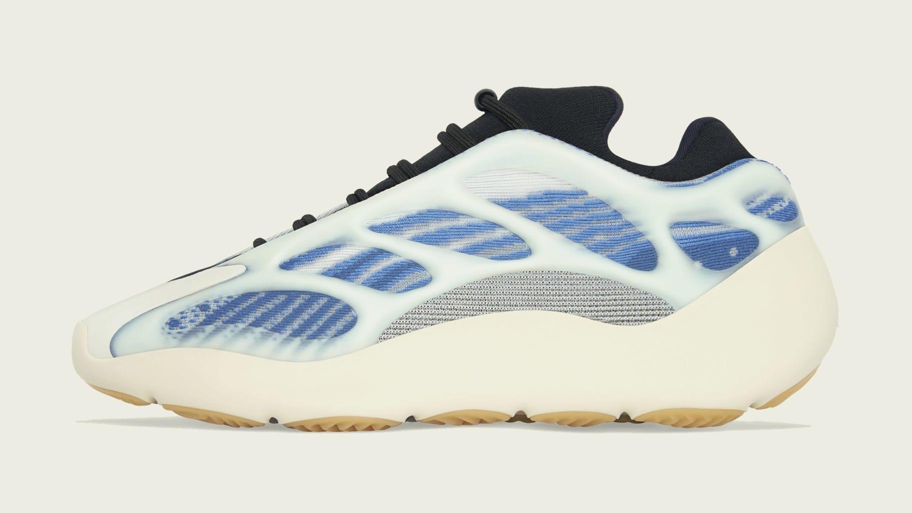 Adidas Yeezy 700 V3 'Kyanite' GY0260 Medial
