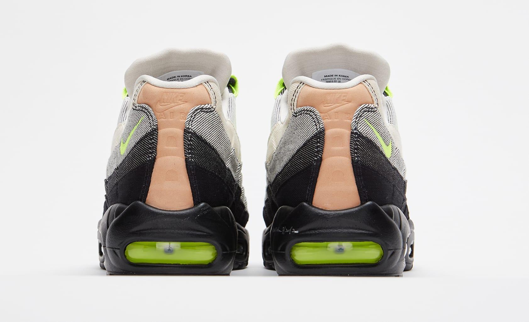 Denham x Nike Air Max 95 Heel